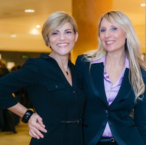 Francesca Romano e Daniela Bonetti